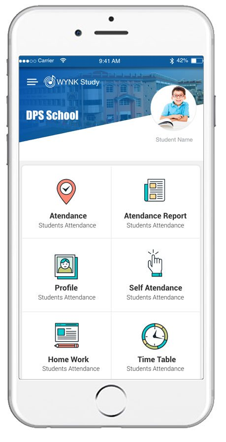 Best school app In India on android and iOS mobile platform